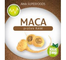 AWA superfoods Maca RAW prášek 250g