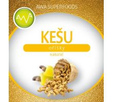 AWA superfoods Kešu oříšky natural 500g