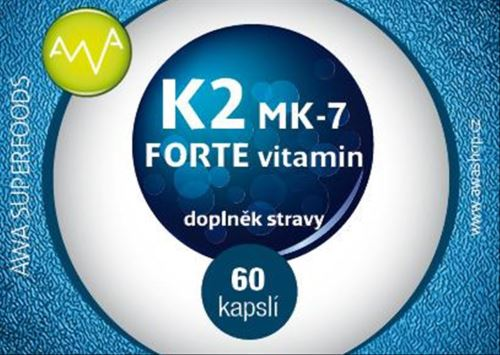 AWA superfoods vitamin K2 MK-7 60 tablet