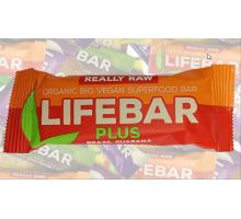 Brazil Guarana BIO, Lifebar Plus 47g