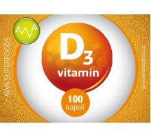 AWA superfoods vitamin D3 100 tablet
