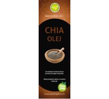 AWA superfoods Chia olej RAW 500 ml