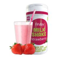 Milkshake strawberry 600g
