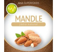 AWA superfoods mandle natural Valencie 1000g