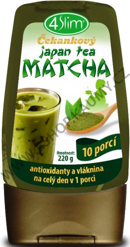 Čekankový japan tea Matcha 220g